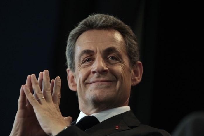 Vertrouweling van Sarkozy opgepakt in onderzoek naar financiering verkiezingscampagne van ex-president