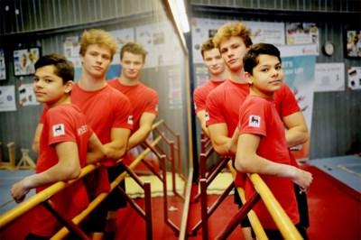 """ANTWERPEN IN 2018. Dit zijn de podiumkandidaten voor WK Acrogym in Lotto Arena: """"Enkele medailles, daar gaan we voor"""""""