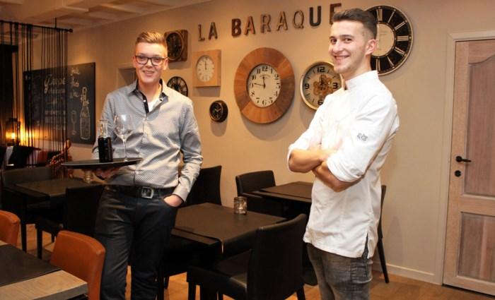 Tafelen in La Baraque: nieuwe brasserie kiest voor klassieke gerechten met moderne toets