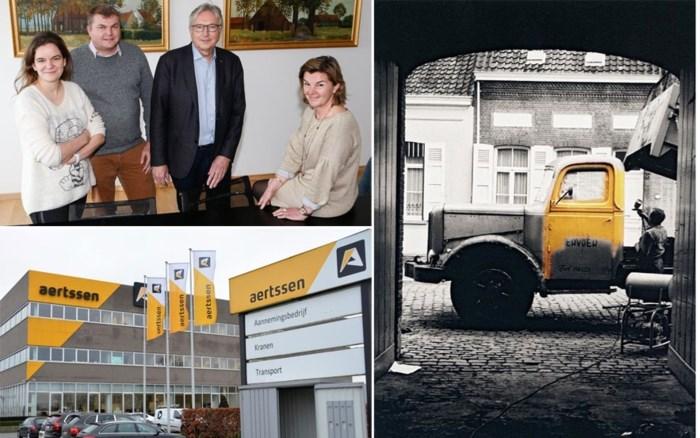 Zo groeide de familie Aertssen in twee generaties uit van boer tot multinational