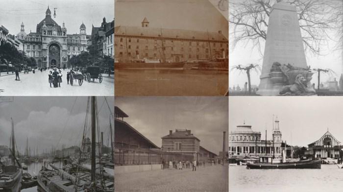 KAART. Deze plekken stonden in 1894 nog op de kaart van Antwerpen, maar wat gebeurde er mee...?