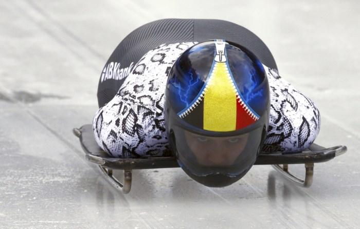 Belgische skeletonster Kim Meylemans heeft ticket voor Winterspelen in Pyeongchang beet