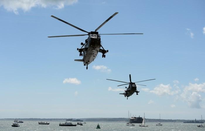 Grote problemen met nieuwe reddingshelikopters Defensie