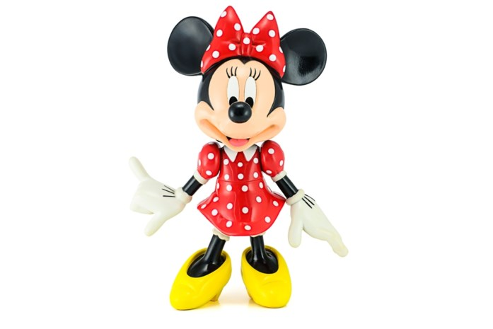 Na Mickey krijgt nu ook Minnie Mouse een ster op de Walk of Fame in Hollywood
