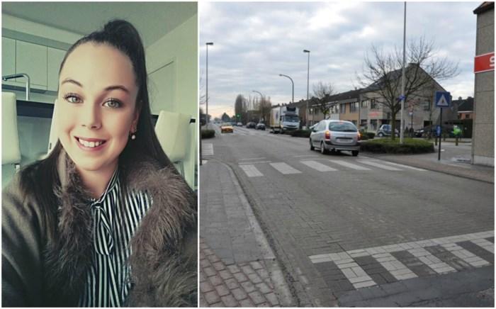 Julie (21) doodgereden op kruispunt, chauffeur blaast positief