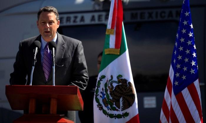 Amerikaanse ambassadeur in Panama neemt ontslag wegens Trump