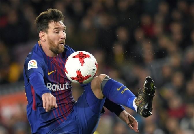 """Football Leaks: """"Lionel Messi hield geheime onderhandelingen met… Real Madrid"""""""