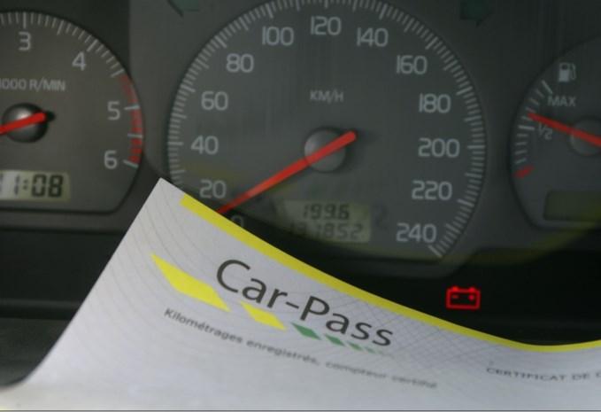 N-VA pleit voor Europese Car-Pass om kilometerfraude tegen te gaan