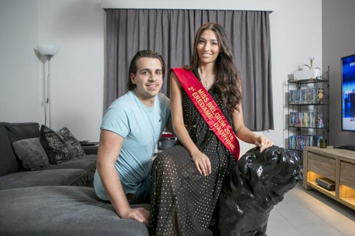 """Tweede eredame Dhenia uit Vremde leeft mee met Miss België: """"Dat het zo heftig zou zijn, had ik niet zien aankomen"""""""