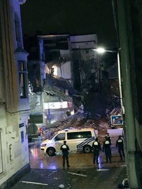 Explosie Paardenmarkt: hulpdiensten halen twee slachtoffers van het onder puin: allebei overleden