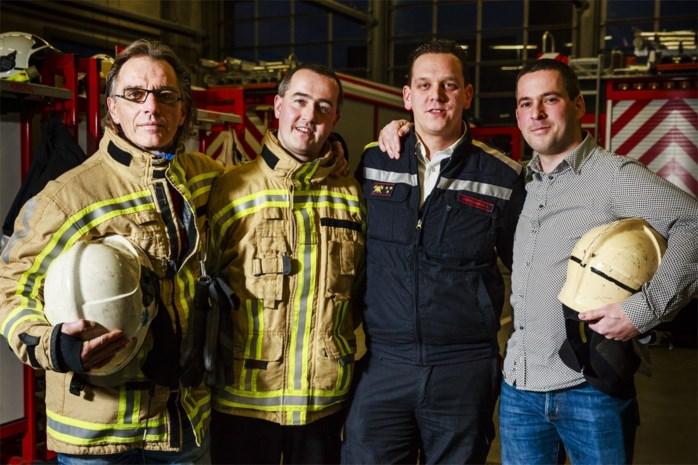 Ook brandweermannen die slachtoffers uit puin op Paardenmarkt redden, hebben nood aan een babbel