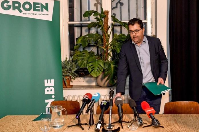 STANDPUNT. … en Groen wint de verkiezingen