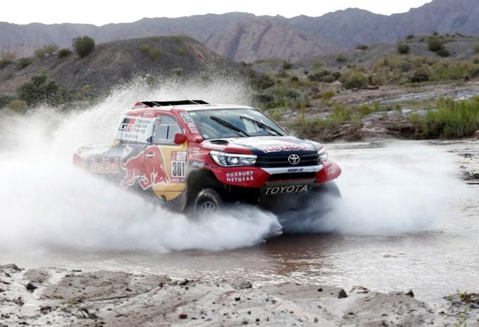 Al-Attiyah bezorgt Belgische ploeg ritzege in Dakar, leider Sainz ziet concurrentie naderen