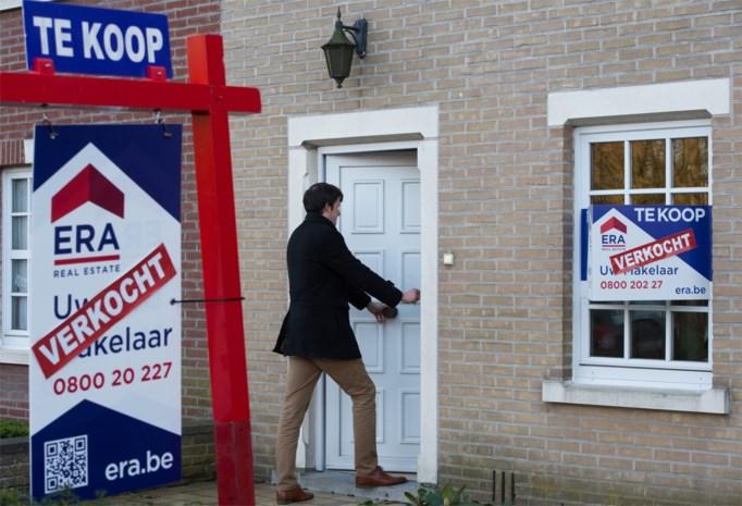 Opnieuw recordjaar voor Belgische vastgoed