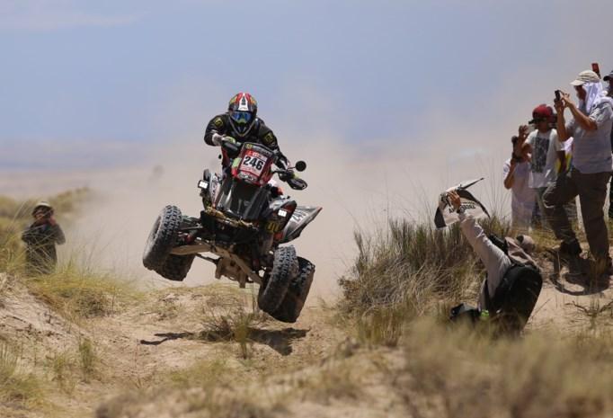 Twaalfde rit in Dakar Rally bij motors en quads gaat donderdag niet door