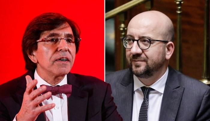 Premier Michel en Peeters schieten met scherp op voorganger Di Rupo na kritiek