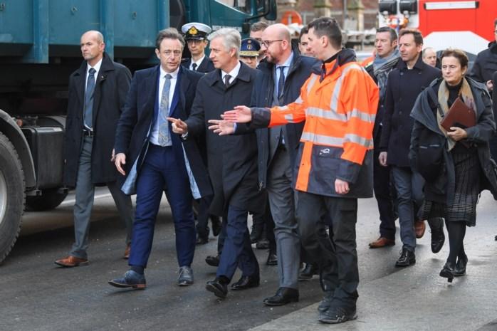 De Wever excuseert zich bij partner dodelijk slachtoffer Paardenmarkt