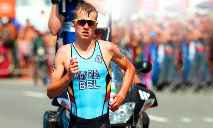 Internationale Triatlonfederatie verkiest Marten Van Riel tot 'Rijzende Ster'