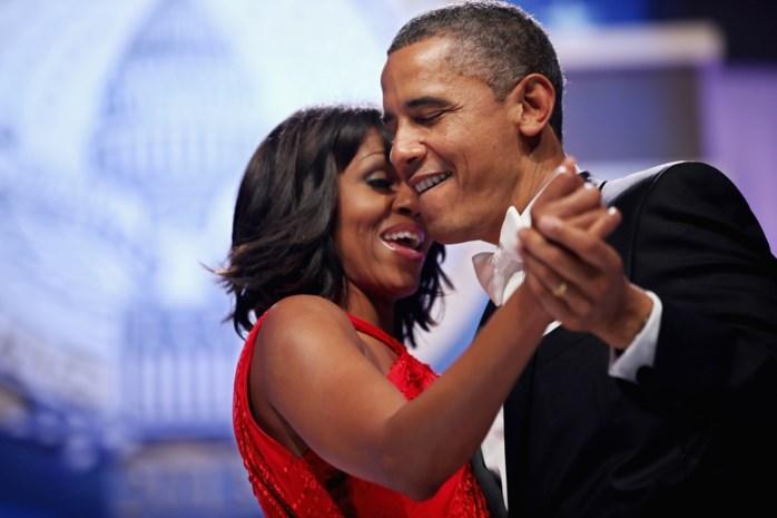 """Barack Obama stuurt Michelle romantische verjaardagsboodschap: """"Ik hou elke dag meer van jou"""""""