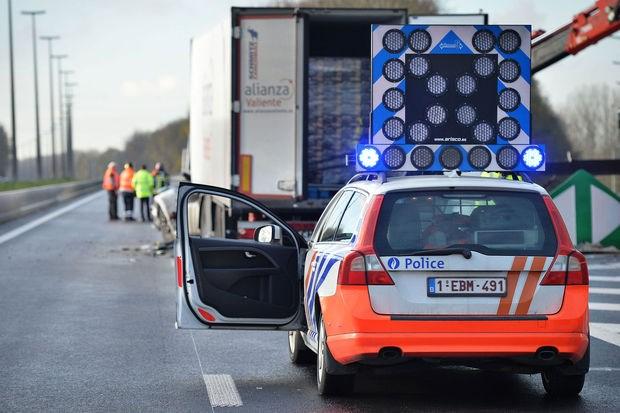 Meer verkeersongevallen in 2017