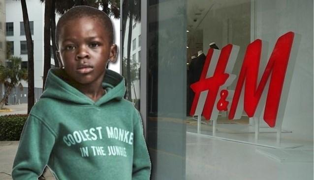 H&M neemt maatregelen na controverse rond 'jungle'-trui