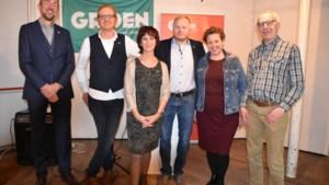 Kartel SP.A-Groen stelt top zes van de verkiezingslijst voor
