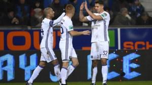 Mak Anderlecht wint het pleit van tien Genkenaars