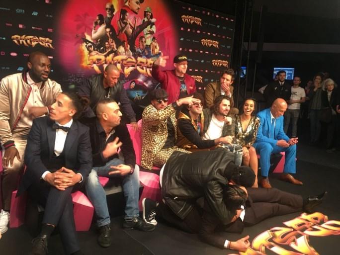 Première van 'Patser' in Kinepolis: 'gouden' cast gaat helemaal uit de bol