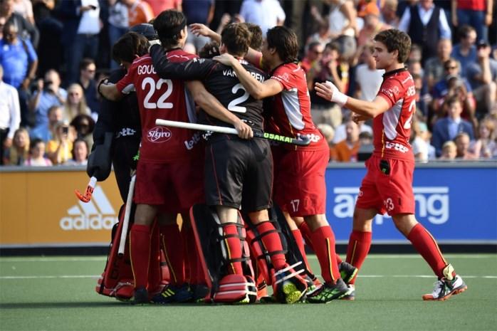 Red Lions verslaan India in tweede wedstrijd vierlandentoernooi