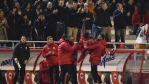 Stug Antwerp ontsnapt aan verliespartij tegen AA Gent
