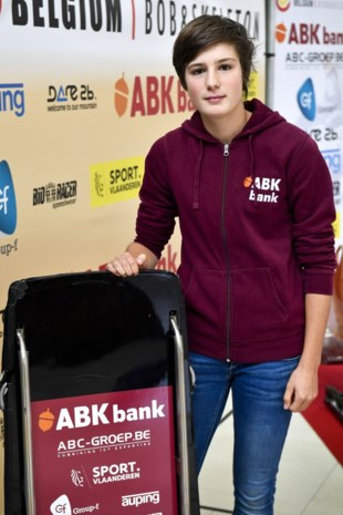 Katrien De Neve strandt op WK skeleton voor junioren op twintigste plaats