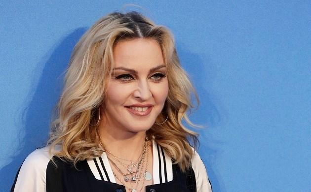 Madonna geeft zich bloot op Instagram