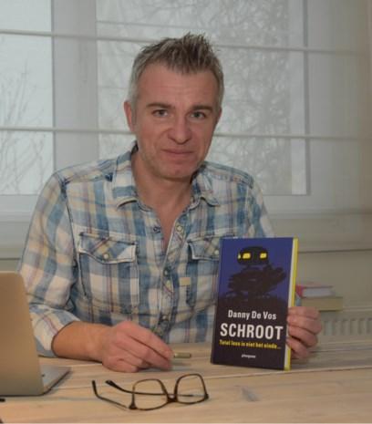 Jeugdboek 'Schroot' speelt zich af op autokerkhof
