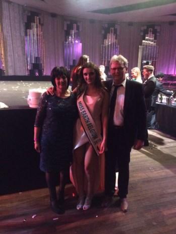 Kapelse Mayke Aendekerk is eerste eredame Miss Exclusive