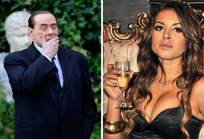 Bunga-bunga-proces tegen Berlusconi uitgesteld tot na verkiezingen