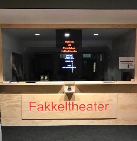 Ticketbalie Fakkeltheater verhuist