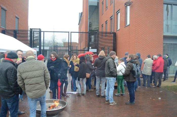 """Personeel jeugdinstelling De Kempen in Mol staakt: """"We zijn opeenvolging van veranderingen kotsbeu"""""""