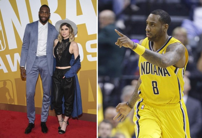 Voormalige NBA-speler en Idool-zangeres overleven auto-ongeluk niet
