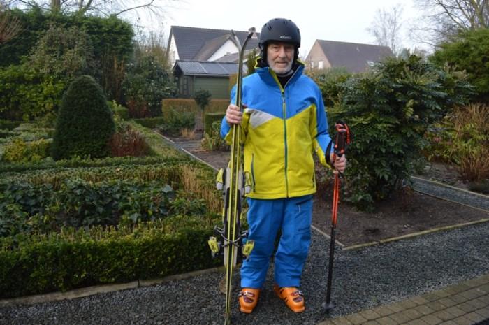 """Stan (82) is de oudste skileraar van Vlaanderen: """"Heerlijk om met die jonge talentjes bezig te zijn"""""""