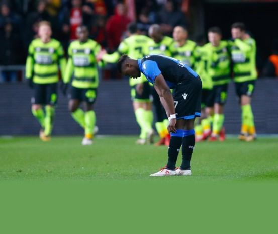 Club Brugge na pandoering op zoek naar eerherstel tegen Charleroi