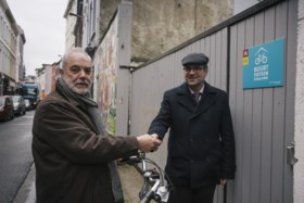 Antwerpen heeft er twee nieuwe buurt-fietsenstallingen bij