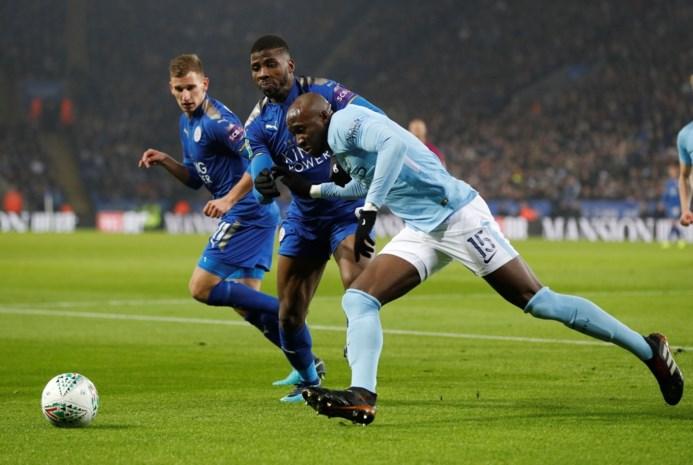 Manchester City verhuurt Eliaquim Mangala aan Everton