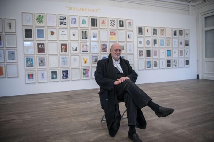 Tweehonderd belangrijkste Belgische artiesten nemen deel aan jubileum-expositie NICC