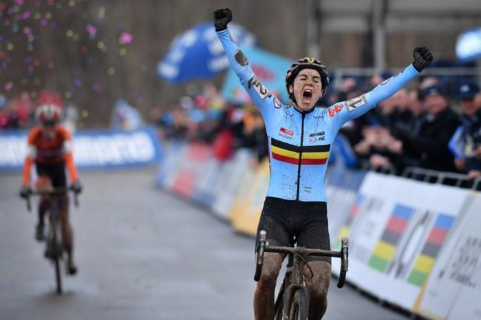 Sanne Cant gaat voor tweede wereldtitel maar moet in Valkenburg afrekenen met toppers uit het mountainbike