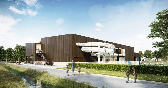 Onverwachte klap voor nieuw zwembad: buurtbewoners houden plannen tegen