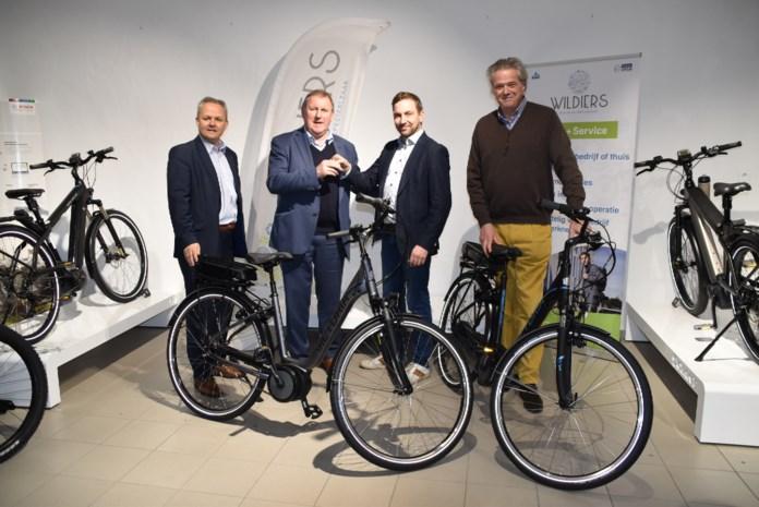 Twee nieuwe elektrische fietsen