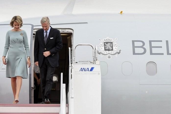 Vliegtuigreizen van koning Filip kostten belastingbetaler vorig jaar meer dan 450.000 euro