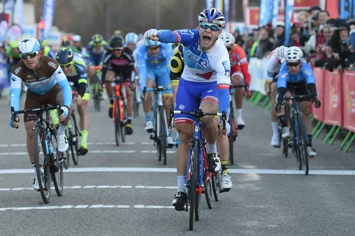 Marc Sarreau herovert leiding met tweede ritzege in Ster van Bessèges