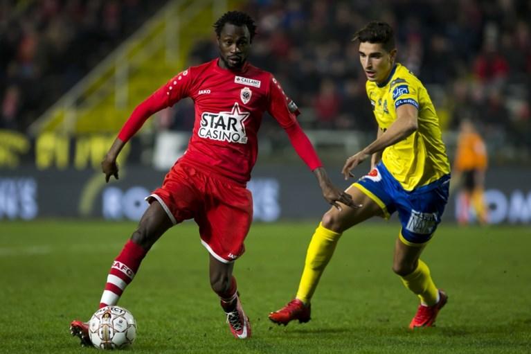 Antwerp kan niet winnen van Waasland-Beveren: vier wedstrijden, nul zeges