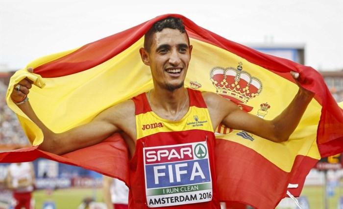 Spaanse atleet Ilias Fifa, Europees kampioen 5.000 meter, is voorlopig geschorst